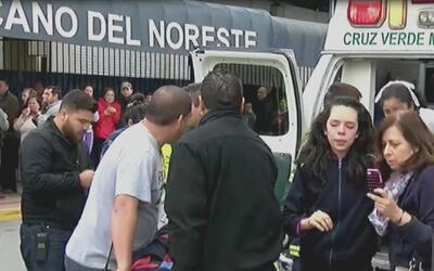 Cuatro lesionados por el tiroteo en el Colegio Americano del Noreste de...