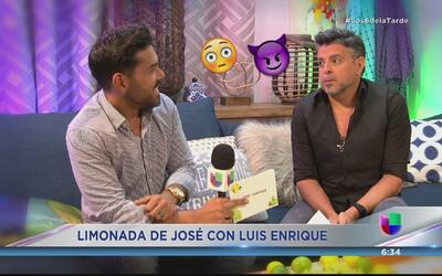 Candentes revelaciones de Luis Enrique en la Limonada
