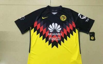 Las Águilas jugarían con este jesey en el Apertura 2017.
