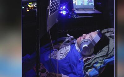 El DJ Daniel Amaya, que sufre una compleja enfermedad, llevará alegría a...