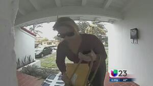 Buscan a ladrona de paquetes de correo