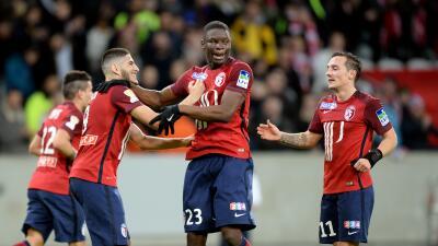 Lille clasifica a final de Copa de la Liga