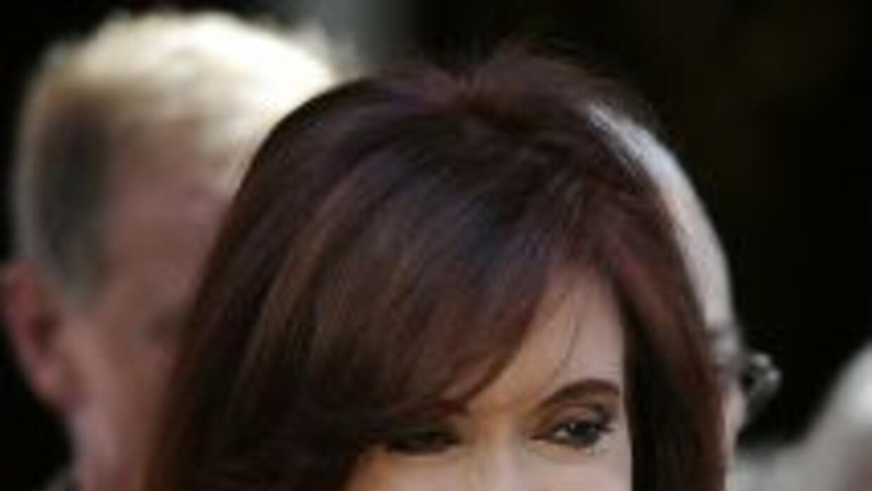 La presidenta de Argentina, Cristina Fernádez visitará México el próximo...
