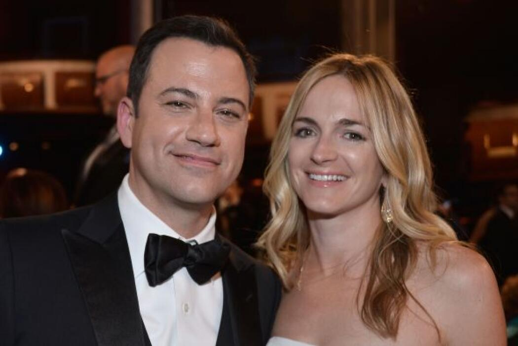 Parecía que nadie podía atrapar a Jimmy Kimmel, hasta que llegó Molly Mc...