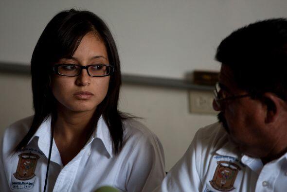 Marisol Valles es una de las valientes que desafía a los criminales para...
