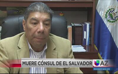 Falla cardíaca, causa de la muerte de cónsul salvadoreño