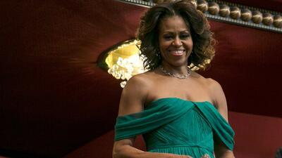 Michelle Obama planea su fiesta de cumpleaños fuera del protocolo
