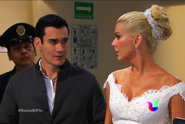 ¡Claro! Salvador estuvo para consolarla y no se rindió hasta conquistar...