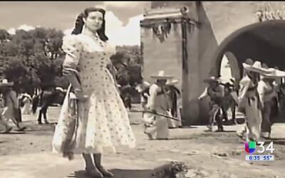 Homenaje a María Félix en Los Ángeles