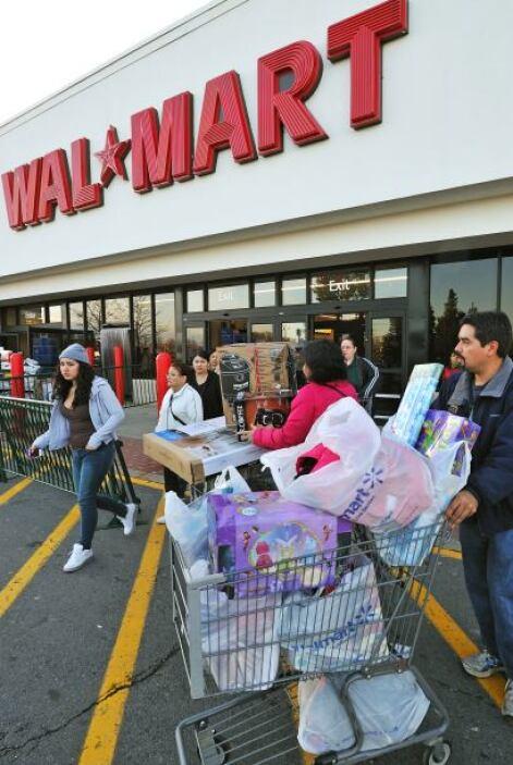 ECONOMIZAR: Según la tienda, casi el 95% de los productos de Walmart.com...