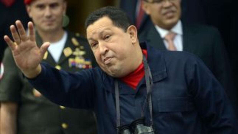 El presidente Hugo Chávez anunció la salida de Venezuela de la CIDH.