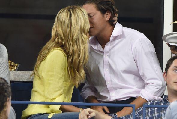 Se nota que Heidi Klum es otra mujer desde que conoció a Vito Schnabel.