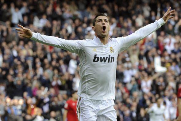 Cristiano Ronaldo: velocidad, calidad, fútbol y gol. Siempre se lo pone...