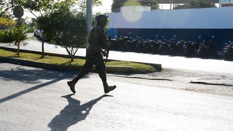 Autoridades niegan que el asalto armado a la Fiscalía de Cancún fuera pa...