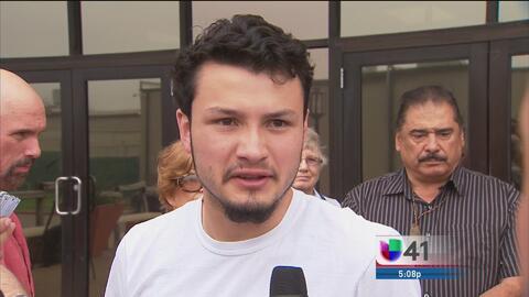 Josué Romero, dreamer de San Antonio, alza la voz por los inmigrantes