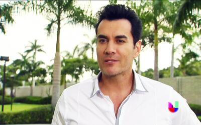 David Zepeda celebra a pesar de no estar nominado