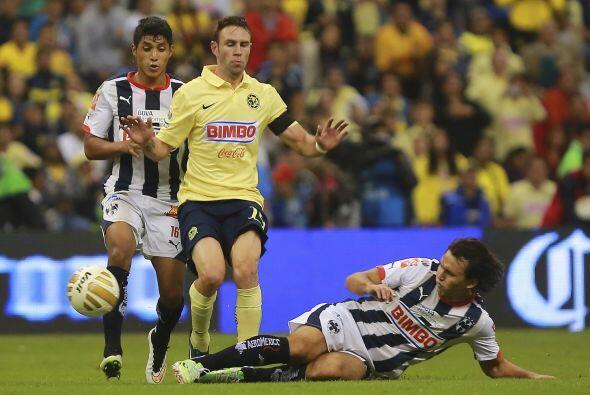 El peor momento de su carrera lo vivió en el Apertura 2011 d&oacu...