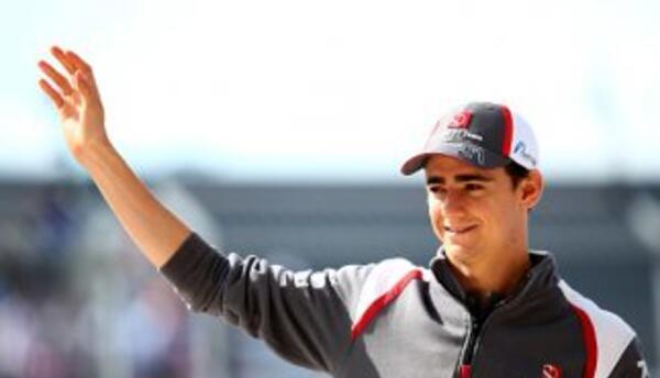Esteban Gutiérrez fuera de Sauber.