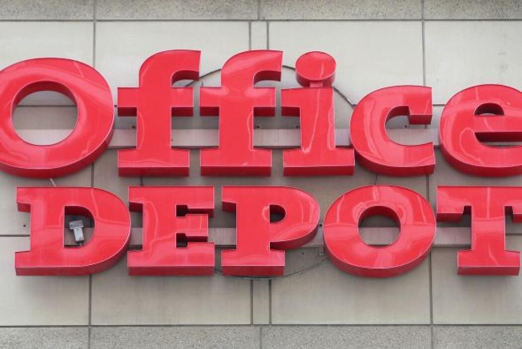 OFFICE DEPOT- La tienda estará abierta a partir de las 6 a.m. del vierne...
