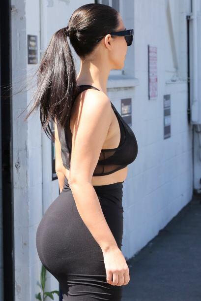 Pero también Kim tiene lo suyo.