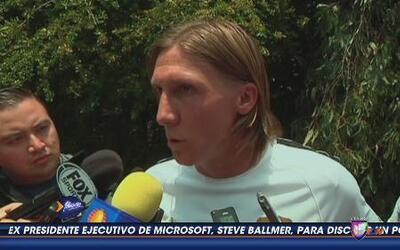 Leandro Augusto: 'Ganar en la primera fecha es importante'