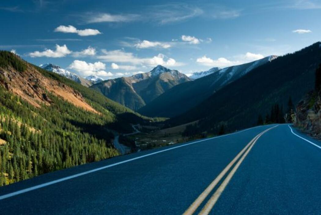 U.S. Route 550 'The Million Dollar Highway', Colorado  (Foto: Flickr)