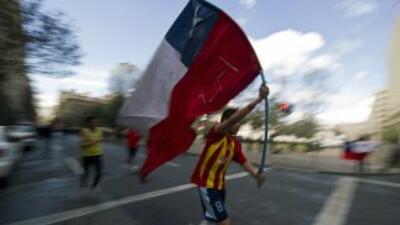 La Policía chilena admitió, tras haberlo negado inicialmente, que uno de...