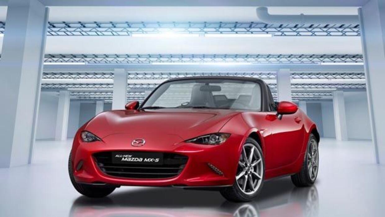 El nuevo MX-5 es el auto más esperado por los fanáticos de la marca.