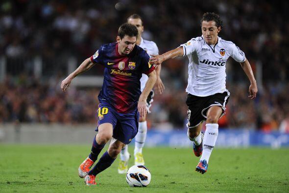 Lionel Messi estuvo por debajo de lo que bien sabemos que suele hacer. N...