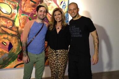 Los integrantes de Calle 13 hablaron de sus amores, sus vidas privadas y...