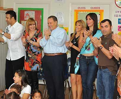 Revivir la ilusión. Para las estrellas de Univision que se dieron...
