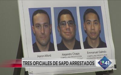 Arresto de policías mina confianza de la gente