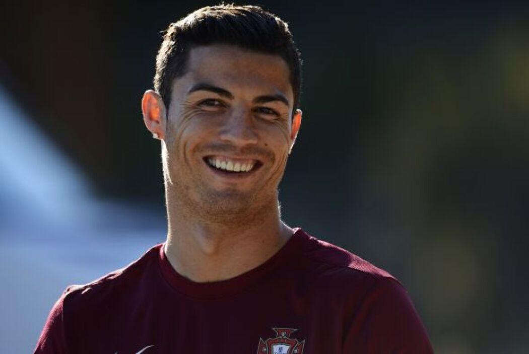 12. Cristiano Ronaldo Con 22,448,313 seguidores, es el futbolista más fa...