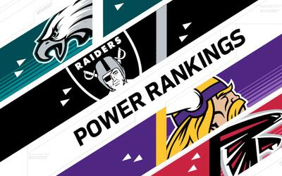 Denver, Oakland y Green Bay ascienden en el Power Ranking tras la Semana 7