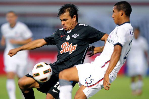 El conjunto guaraní venció a 1-0 a San Martín con un gol de penal anotad...