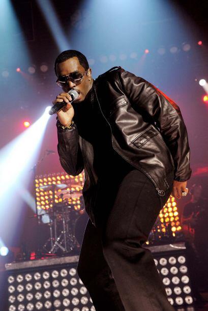 9.- Sean 'Diddy' Combs:  'Puff Daddy', 'P. Diddy', 'Puffy'… Esta estrell...