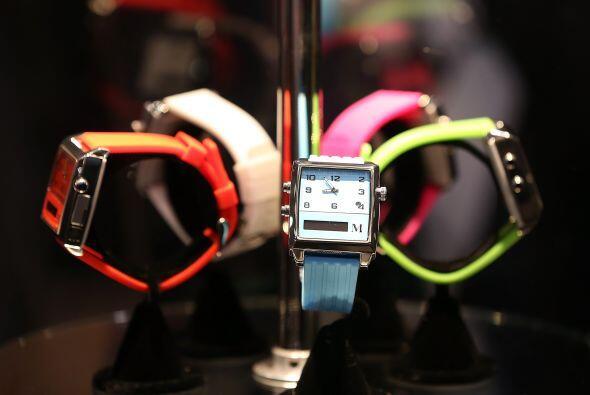 Los relojes Martian usan   comandos   de voz   que te permiten usar   el...