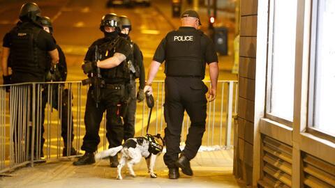 Al menos 19 muertos y 50 heridos tras una explosión durante un concierto...