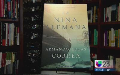 'La niña alemana', una novela basada en el holocausto y su conexión con...