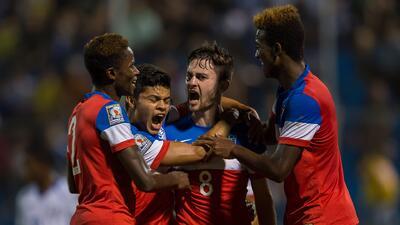 Estados Unidos derrota en penales a Jamaica  y clasifica al Mundial Sub 17