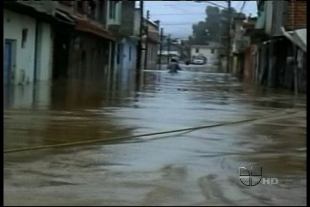 Los estados del sur de México han sido afectados en las últimas semanas...