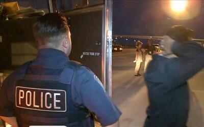 Podría haber una cifra récord de deportaciones con historial criminal po...