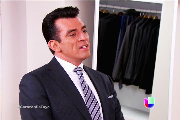 Cálmate Fernando, deja que Ana te explique qué fue lo que...