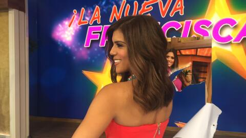 Francisca Lachapel cambio de look