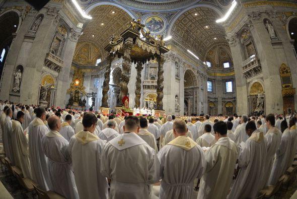 - 1,000: el número de obispos que participarán también.