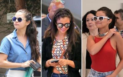 Estilo Selena Gomez