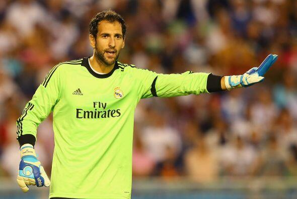 Diego López ocupa el cuarto lugar, el meta del Madrid tiene un va...