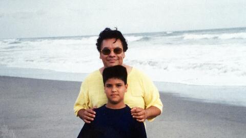 La infancia del hijo secreto de Juan Gabriel en fotos