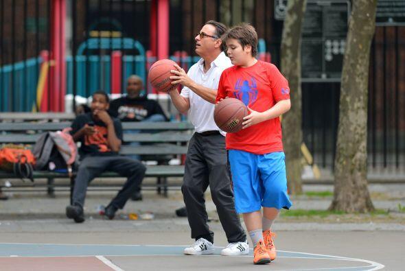 Andy García y su hijo son como grandes amigos
