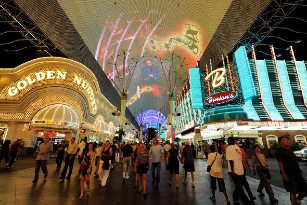 Las Vegas siempre ha sido un destino deseado por todos los solteros porq...